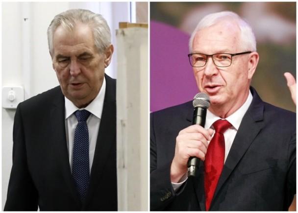 捷克總統選舉結果出爐 親俄派澤曼獲連任 即時新聞 國際 on.cc東網