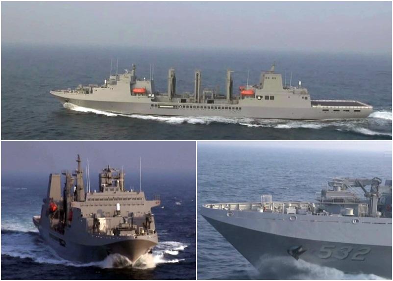臺海軍最大噸位磐石軍艦交付 提升續戰力 - 東網即時