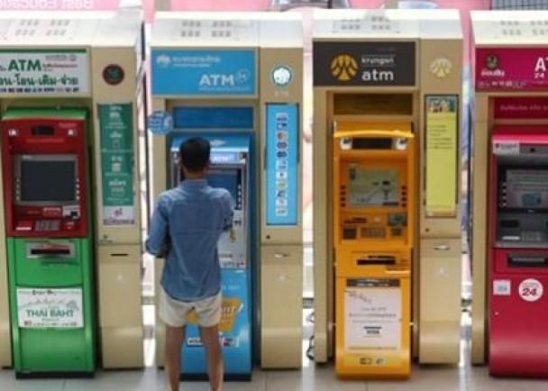 臺ATM盜款疑犯赴泰犯案 逾千萬泰銖遭提走|即時新聞|臺灣|on.cc東網