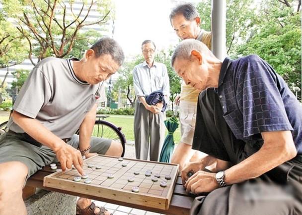 新北八旬老翁與友人賭象棋 半年輸掉1500萬 即時新聞 臺灣 on.cc東網