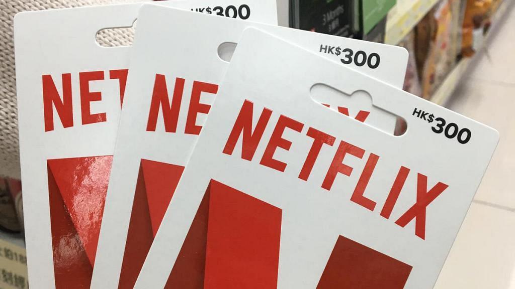 唔使信用卡都睇到節目! Netflix本月首次推出預付卡   港生活 - 尋找香港好去處