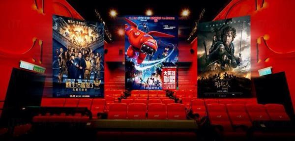 Cinema City朗豪坊 4DX影院啟用 | 港生活 - 尋找香港好去處