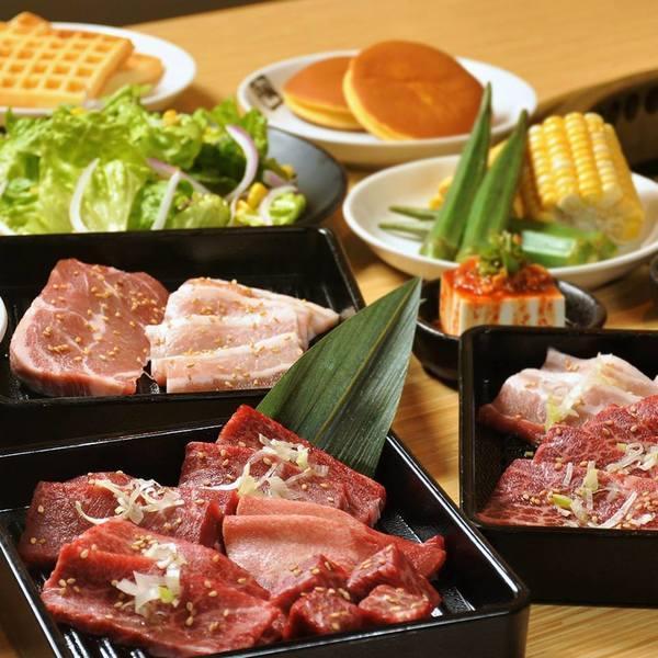 【旺角美食】牛角5月尾首開燒肉放題店 任食和牛/甜品/飲品   港生活 - 尋找香港好去處