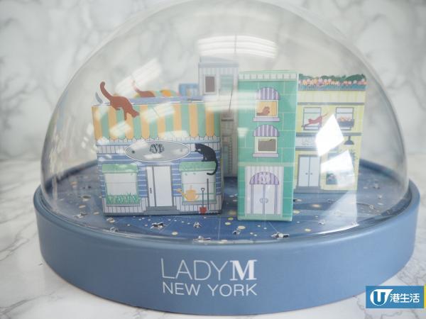 【中秋月餅2018】Lady M水晶球奶黃月餅禮盒 LED燈營造浪漫星空效果   港生活 - 尋找香港好去處