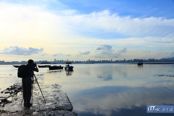流浮山   港生活 - 尋找香港好去處