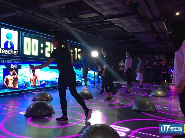 全港首間24小時韓式Gym房!音樂健身/跳舞/LED單車/拳擊   港生活 - 尋找香港好去處
