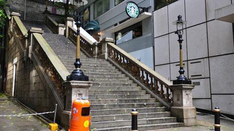 都爹利街煤氣路燈 | 港生活 - 尋找香港好去處