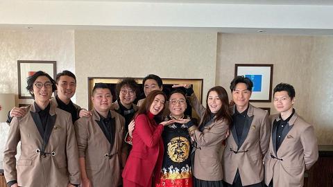 C君太太黃天頤出門酒店房勁豪華 黃翠如做兄弟唐詩詠做妗姐超搶鏡 | 港生活 - 尋找香港好去處