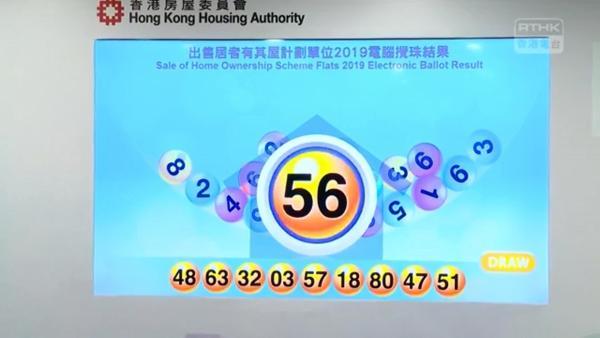 【新居屋2019】居屋攪珠結果出爐!一文睇曬100個號碼抽籤排列次序   港生活 - 尋找香港好去處