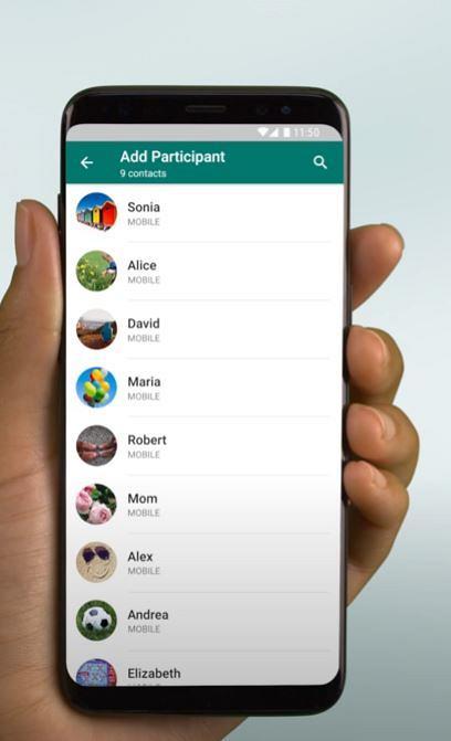 【WhatsApp】支援8人語音/視像通話新功能!超方便開視像會議即睇簡單啟動教學   港生活 - 尋找香港好去處