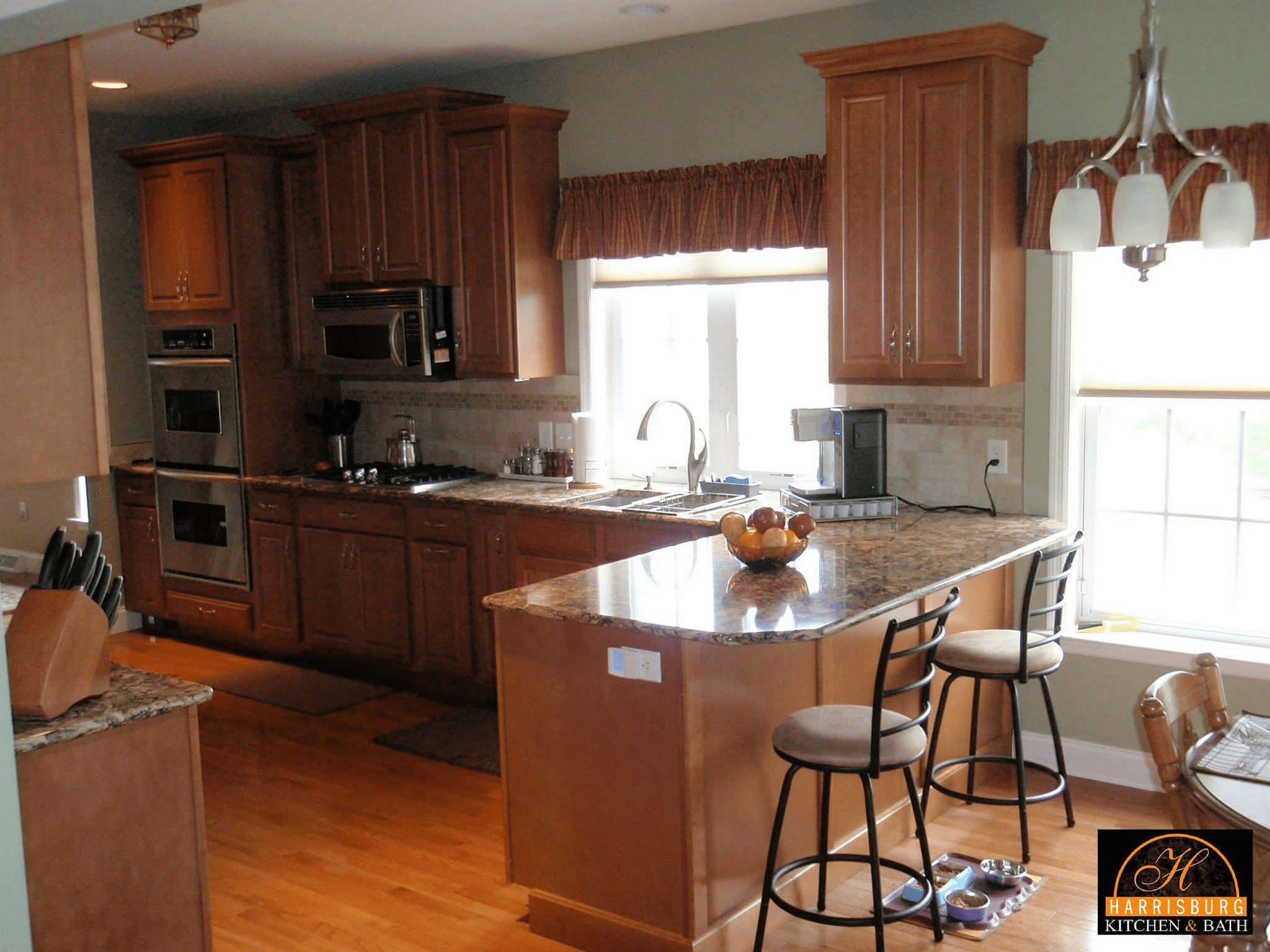 Retrofitting Kitchen for Over-the-Range Microwave