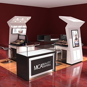 Store Fixtures & Kiosk | Besty Display