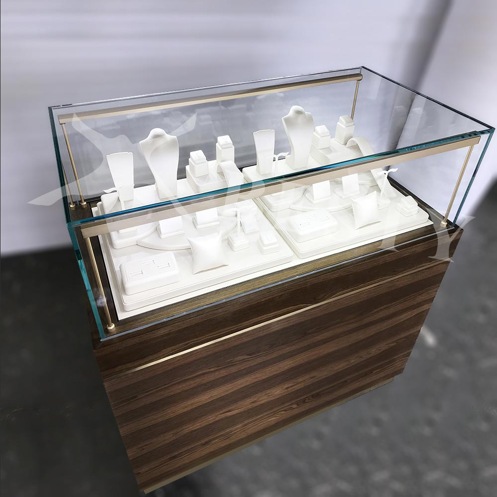 S-01 Glass Countertop Showcase for Sale | Besty Display
