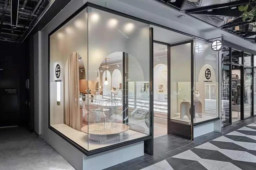 FRANCESCA Flagship Shop in Melbourne Central | Besty Display