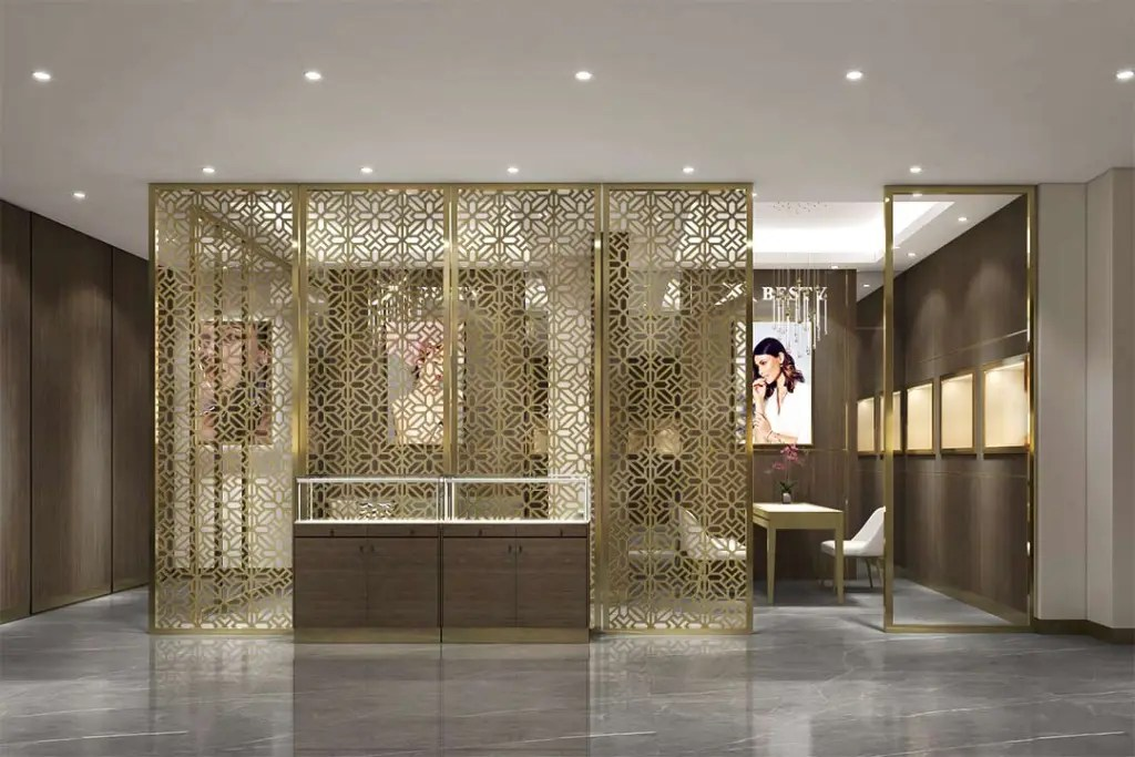 MPW-15 Metal Partition Wall   Besty D