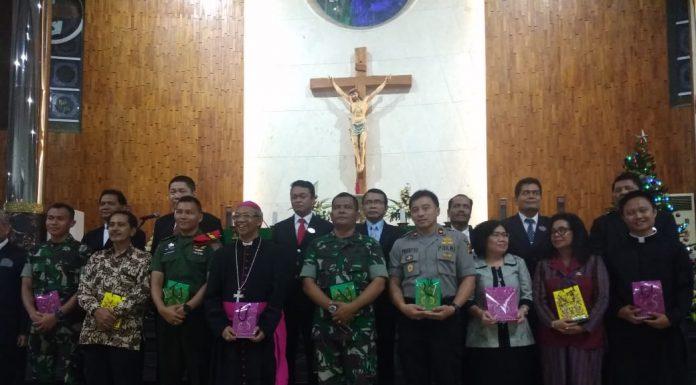 Perayaan Natal BKSG Bogor 25 Januari 2019
