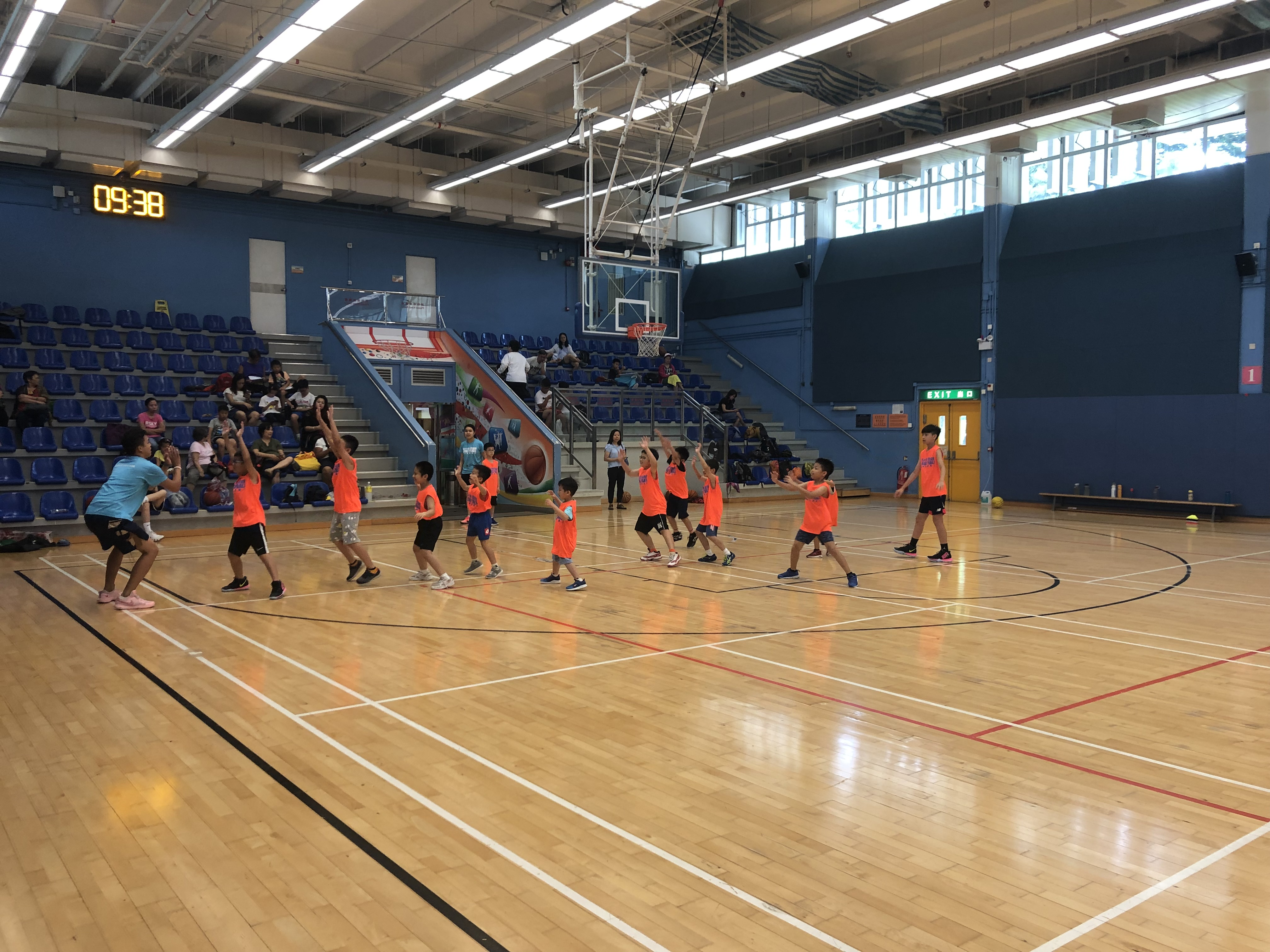 暑期籃球班 及 營會 | 籃球體育事工 Basketball Sport Ministry