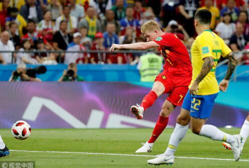 【世界杯】比利時2-1擊敗巴西挺進四強 與法國爭決-香港商報
