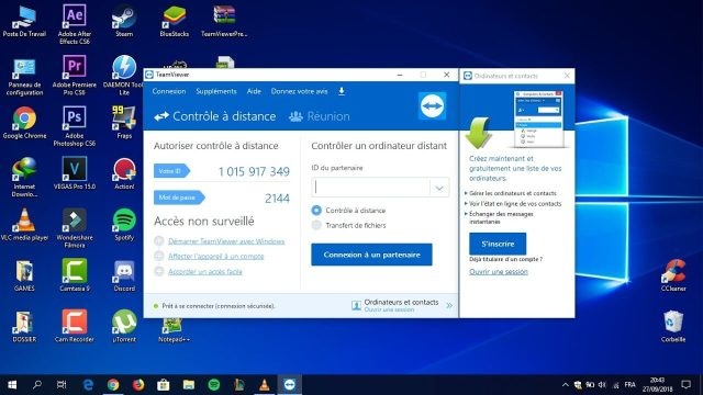 TeamViewer Crack 15.15.5 With License Key 2021 [Latest]