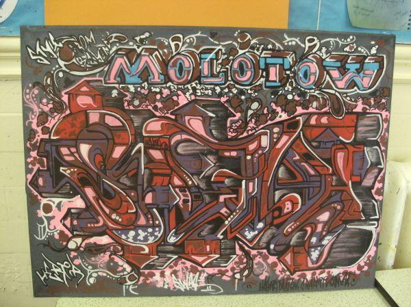Graffiti Blackbook Illustrations Hkdesign