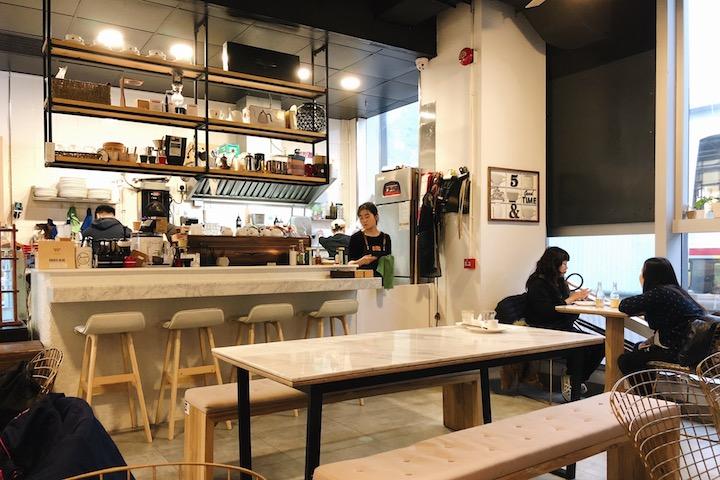 DSE 學生讀書 Cafe 推介: 沙田  Whitewood Coffee