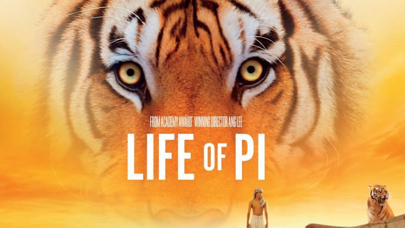 英文SBA電影推薦 DSE English SBA Movie Film Review - Life of Pi