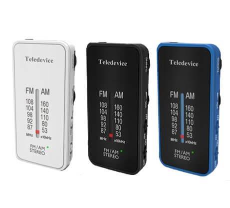 DSE收音機推介 - Teledevice