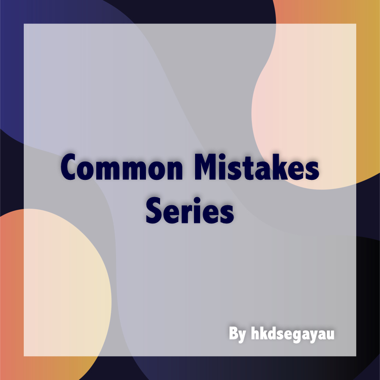 DSE English Common Mistakes Series by hkdsegayau