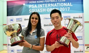 2017 Finals :  Two New HKFC Champions