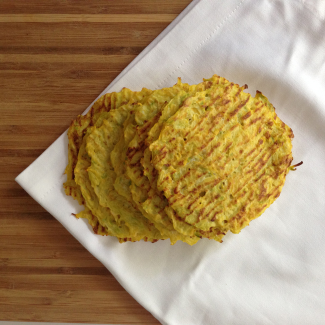 Grain-Free Tortillas with Squash