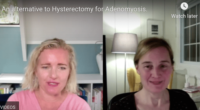 Dealing with Adenomyosis without a Hysterectomy? Is it even possible?