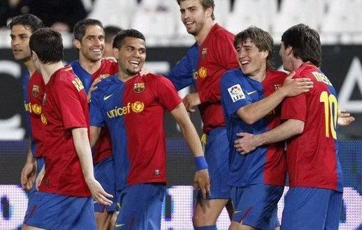 مصير برشلونة وإنتر ميلان بيديهما في ليلة مراسم التتويج