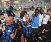 إنتر ميلان بطلا للدوري الإيطالي