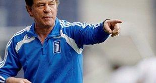 ريهاجل يستقيل بعد خروج اليونان من كأس العالم