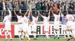 منتخب الناشئين يجتاز اندونيسيا وينال بطولة التأهل إلى الدور الثاني
