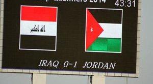 """دعوة الجماهير الأردنية لمساندة """"النشامى"""" أمام التنين الصيني"""