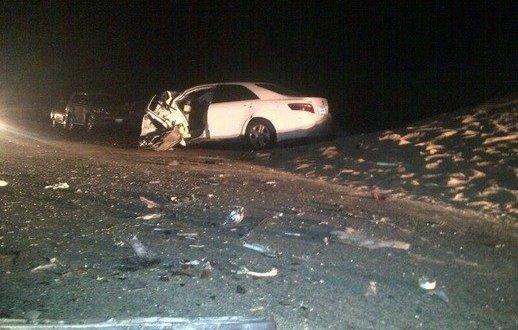 وفاة وإصابة بحادث تدهور مركبة في جرش