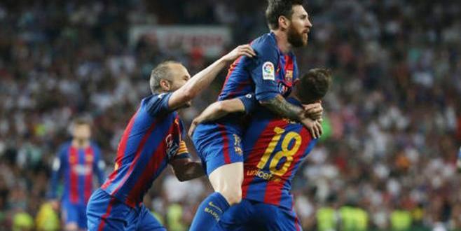 (الكلاسيكو): برشلونة يخطف فوزاً مثيراً من (الريال)