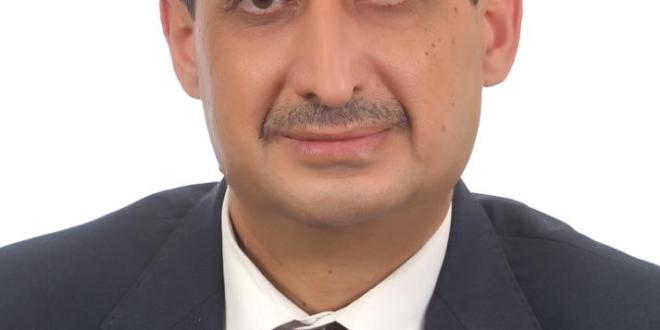 د. إياد شعبان مساعداً لرئيس جامعة عمان الأهليةللشؤون الإدارية