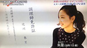 戦力外通告 西川健太郎 嫁 朱里 画像