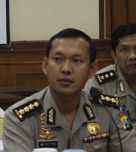 Kabid Humas Polda Jatim Kombes PoAwi Setiyono