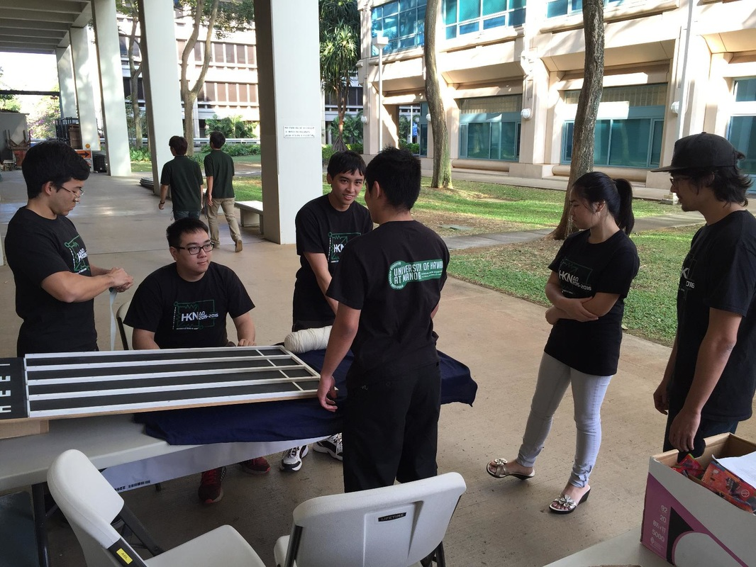 CoE Junior Expo - Eta Kappa Nu - ΔΩ Chapter