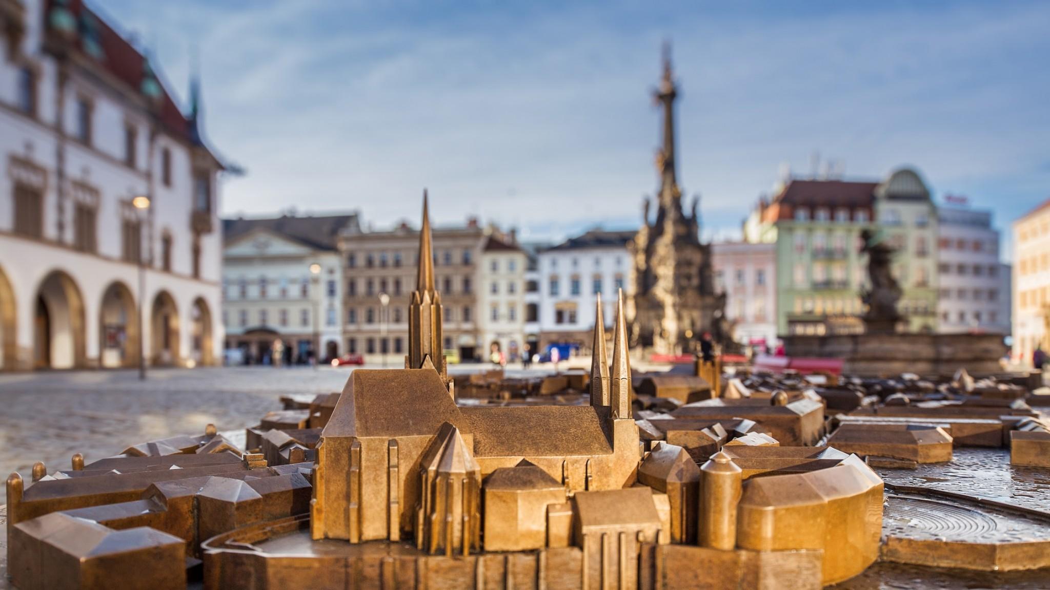 Strategický plán rozvoje města Olomouce – prezentační verze pro občany města