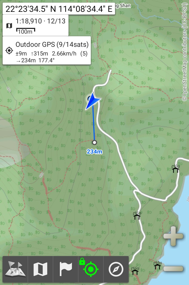 GPS & maps – HK outdoor adventures