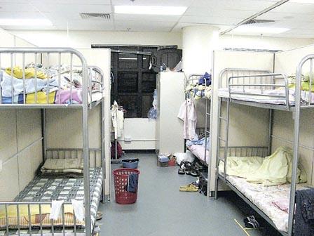 宿舍被指似難民營 港科大擬收緊內地學生住宿