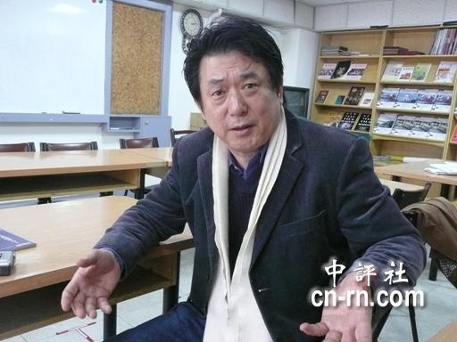 中國評論新聞:專訪康凱:臺灣製作影集 大陸應當作本國片