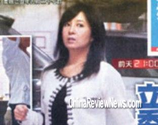 中國評論新聞:情陷吳育昇遭曝光 美女鋼琴師嚇壞了