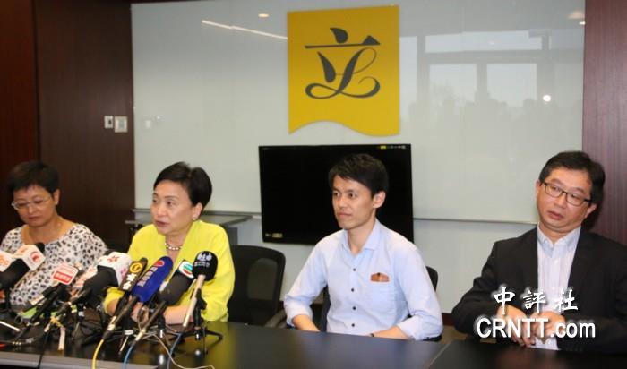 黃友嘉晤民主黨論政改:消化意見後向京反映