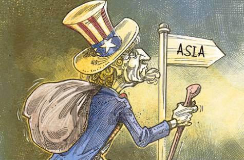 專譯:哈格爾去職 美國或拋棄重返亞太