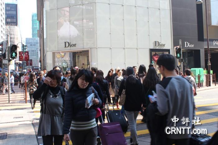 中評現場:香港邁入新一年 寧靜繁榮